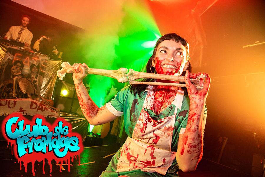 Sat 26th October – The Zombie Apocalypse: Halloween Party