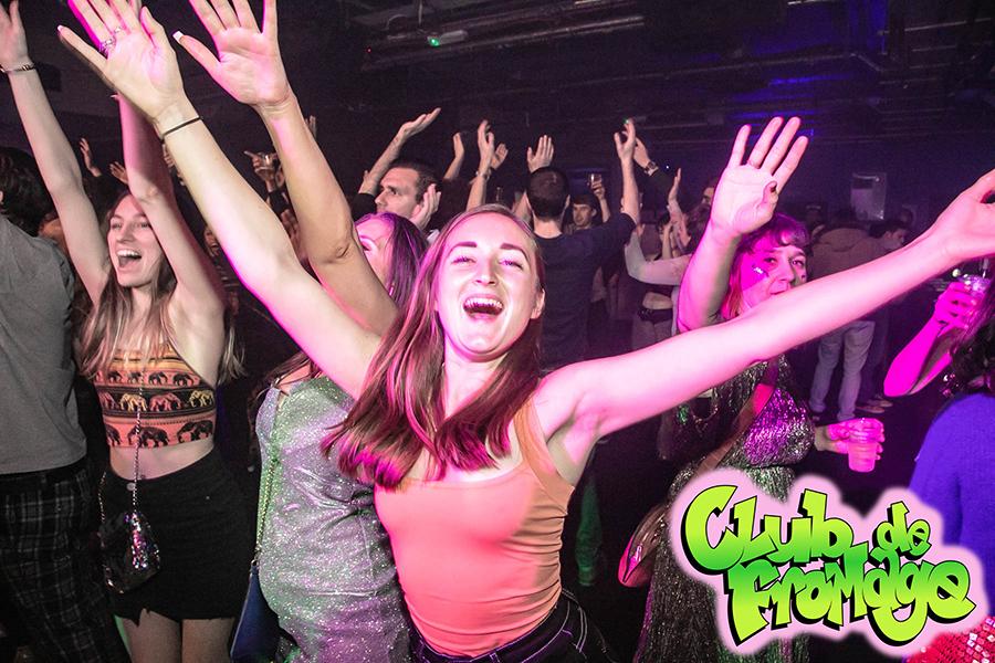 Sat 16th November – Neon & UV Party!